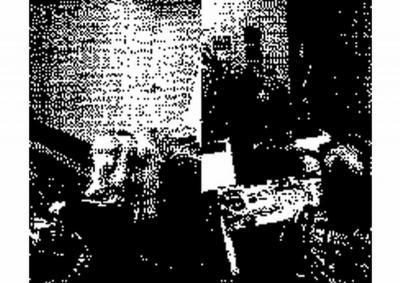 Ohne Titel/Zeitung (2/4)