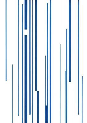 Blaue Linien 1