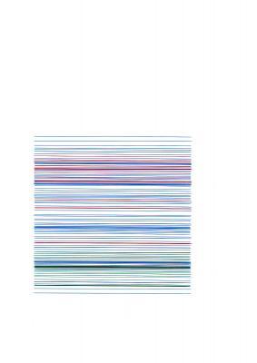Blaue Linien 2