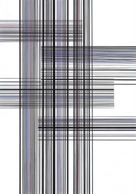 Lineament gekreuzt 2