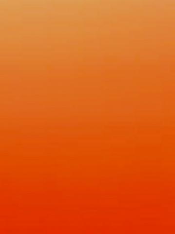 Ohne Titel/Verlauf orange