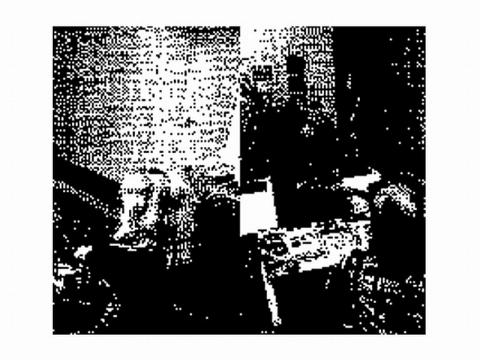 Ohne Titel/Zeitung (1/4)