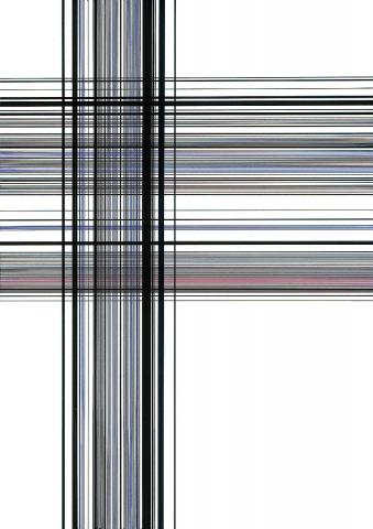 Lineament gekreuzt 1